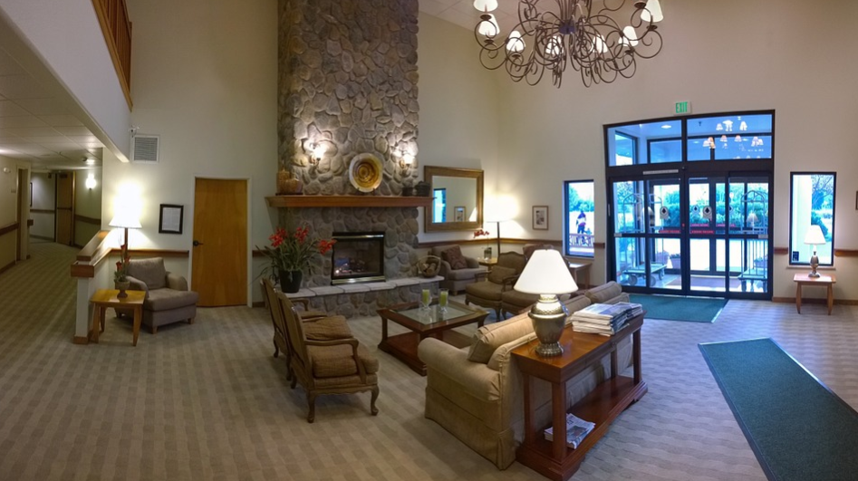 An image of hotel lobby - guest relations sop