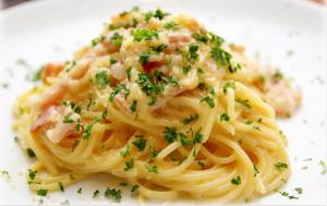 An image of Mediterranean pasta