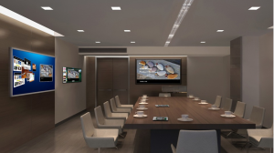 An image of conference room - conventional service sop