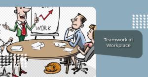An illustration of teamwork