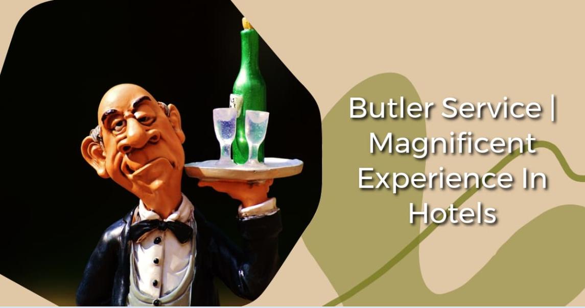 An image of butler service sop