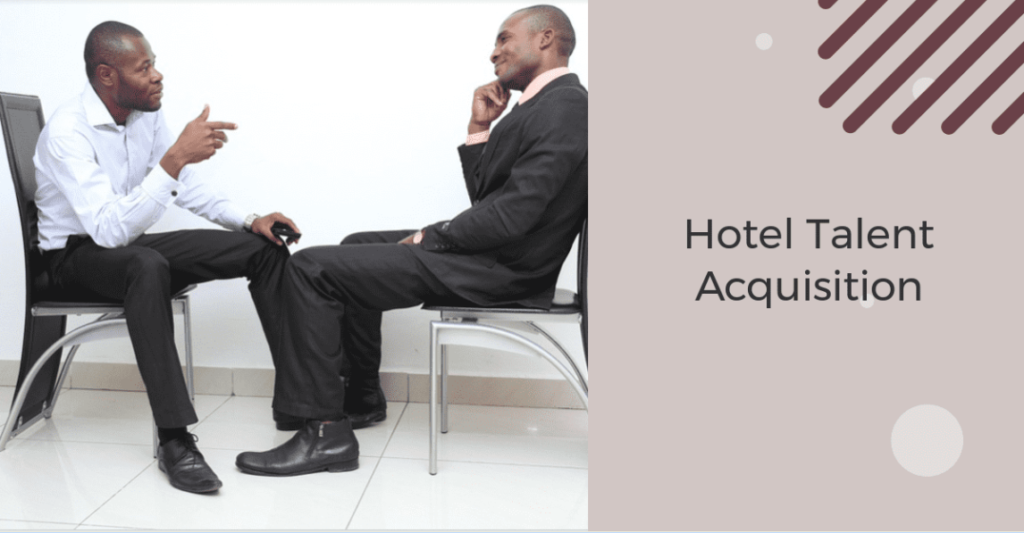 An image showing hotel talent acquisition
