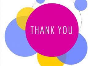 An image of thank you - Enhancing Customer Service